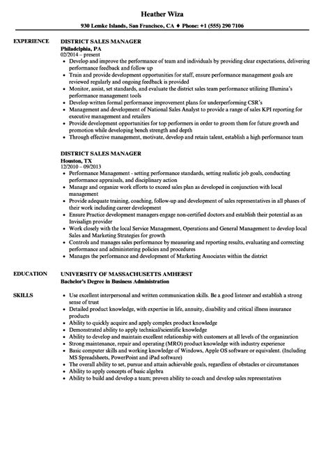 Divisional sales manager resume png 860x1240